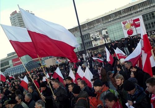 Independence March in Poland: Nicholas Siekierski vs Anna Gwizdek