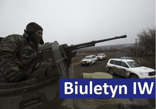 Donbas. Dlaczego doszło do eskalacji walk?