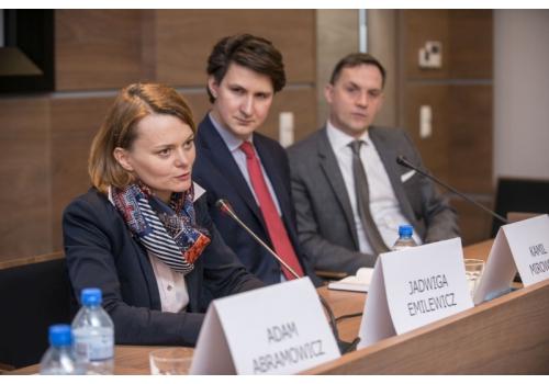 Inwestycje zagraniczne – relacja z debaty