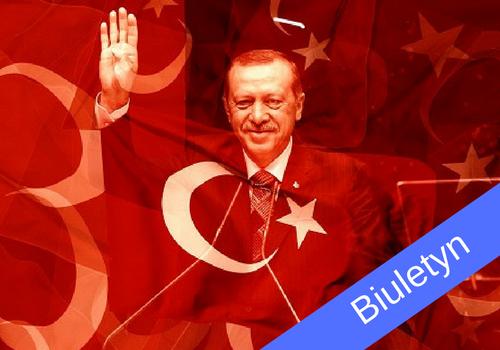 Silny człowiek znad Bosforu. Turcja i jej prezydent.