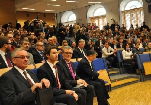 Viktor Orbán – zapis dyskusji ze spotkania IW
