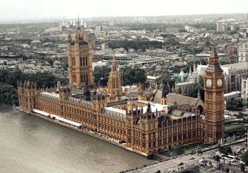Opozycja to element brytyjskiej tradycji