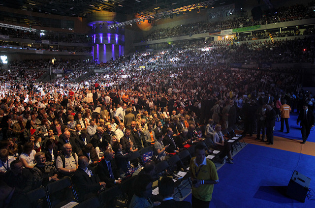PO-Parteitag: Die Bürgerplattform driftet nach links