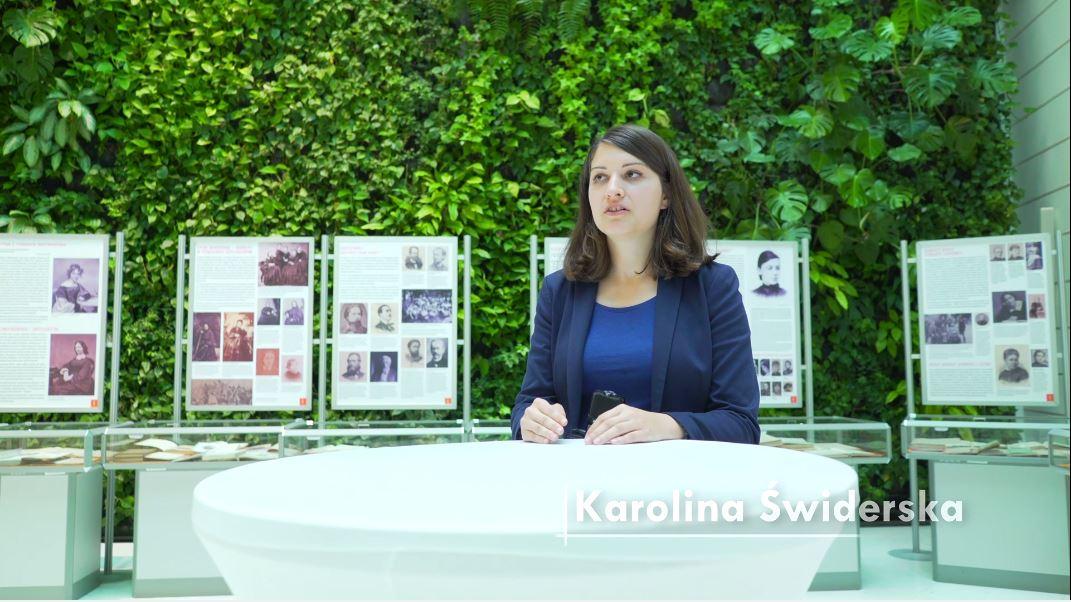 Karolina Świderska: Die Handelsbeziehungen zwischen Polen und Deutschland sind gerade heute sehr wichtig