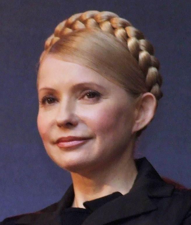 """Plan """"przywrócenia pokoju"""" Julii Tymoszenko"""