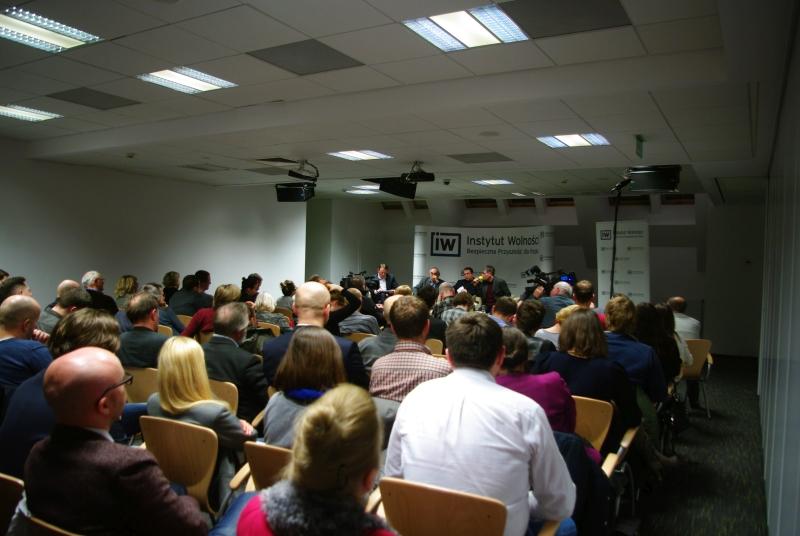 Media publiczne 2013 – debata