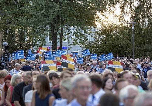 Co zmienią wybory w Niemczech? Komentują Łukasz Jasina i Łukasz Warzecha.