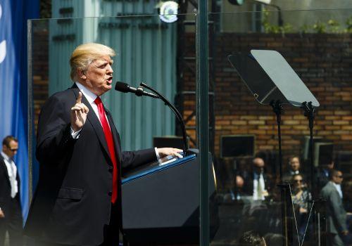 Co oznacza przemówienie Trumpa – opinie ekspertów Instytutu Wolności