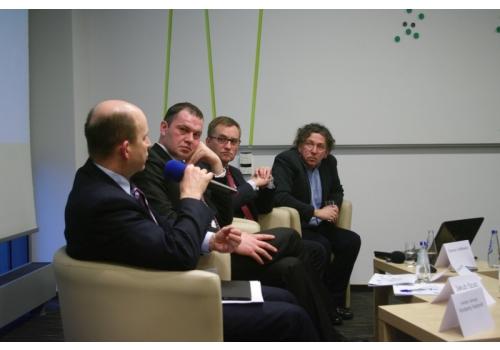 Relacja z debaty z udziałem ministra zdrowia Konstantego Radziwiłła