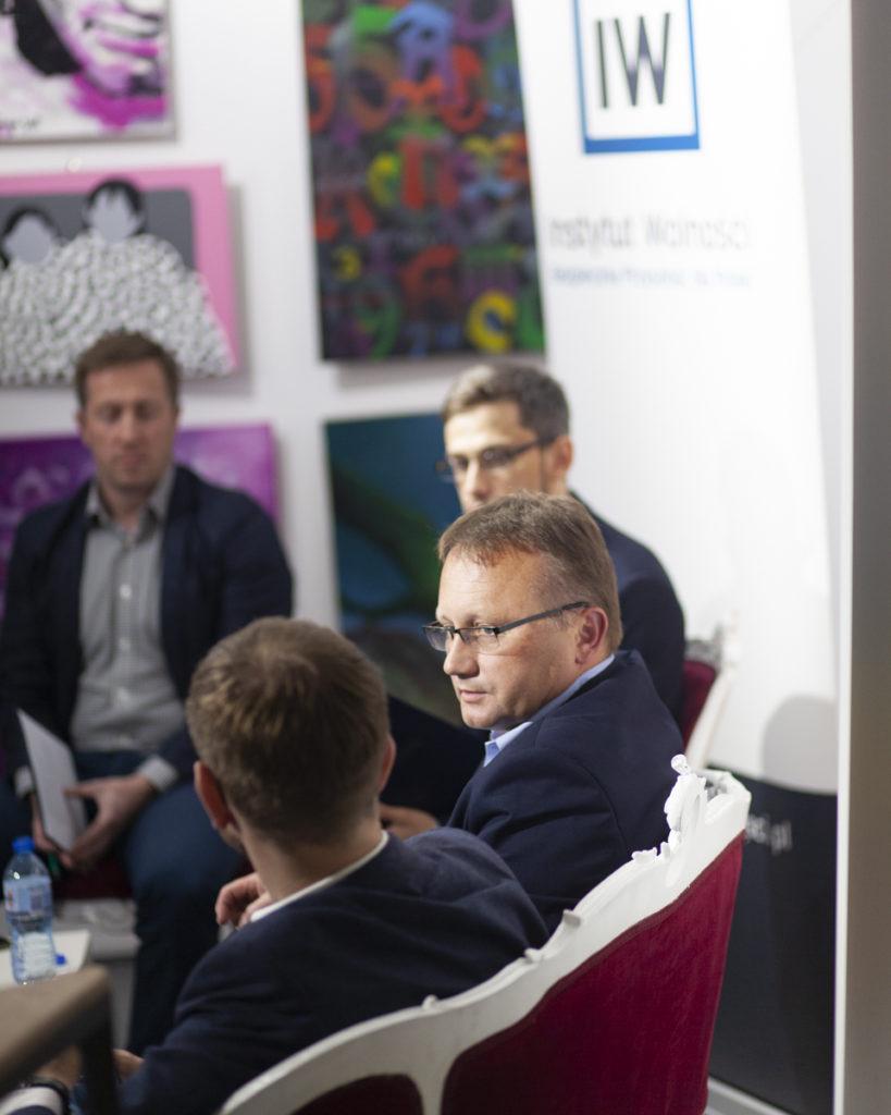 W trójkącie Polska-Ukraina-Rosja panują nowe realia – relacja z debaty