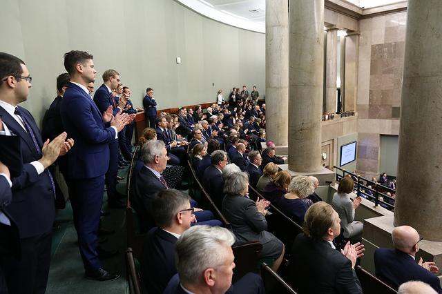 """PiS-Parteitag in Warschau: """"21 wichtige Monate mit vier Wahlen"""""""