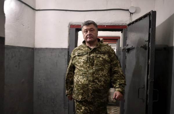 Armia, język, wiara – Poroszenko rusza do wyborczej ofensywy