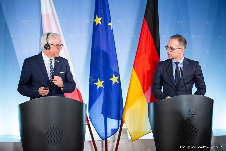 O nowy pragmatyzm w relacjach polsko-niemieckich