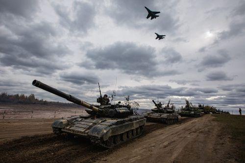USA przypomina o wojnie w Donbasie, a Donald Tusk o Unii Europejskiej
