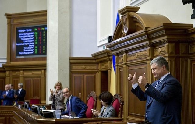 UE i NATO w ukraińskiej konstytucji
