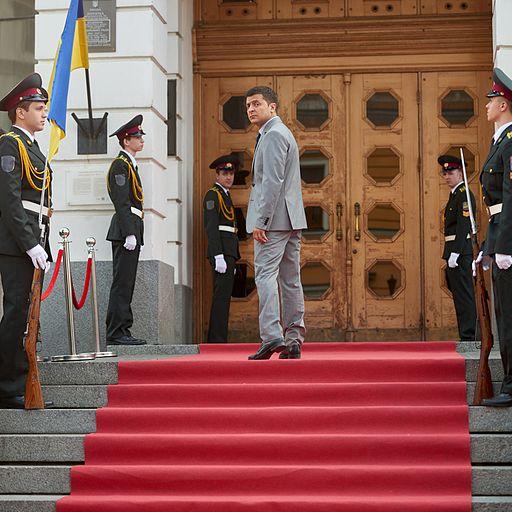 Zelenski postuluje włączenie Polski do formatu mińskiego