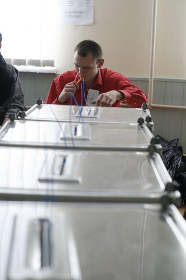 Jak sfałszować wyniki wyborów?