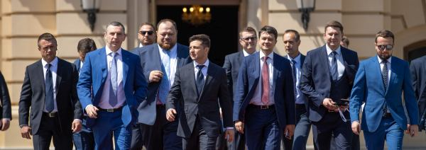 Decentralizacja korupcji za Zełenskiego