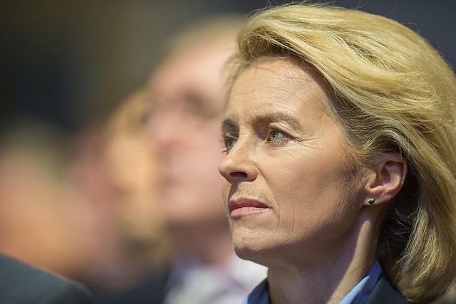 Unijna symetrystka na czele Komisji Europejskiej