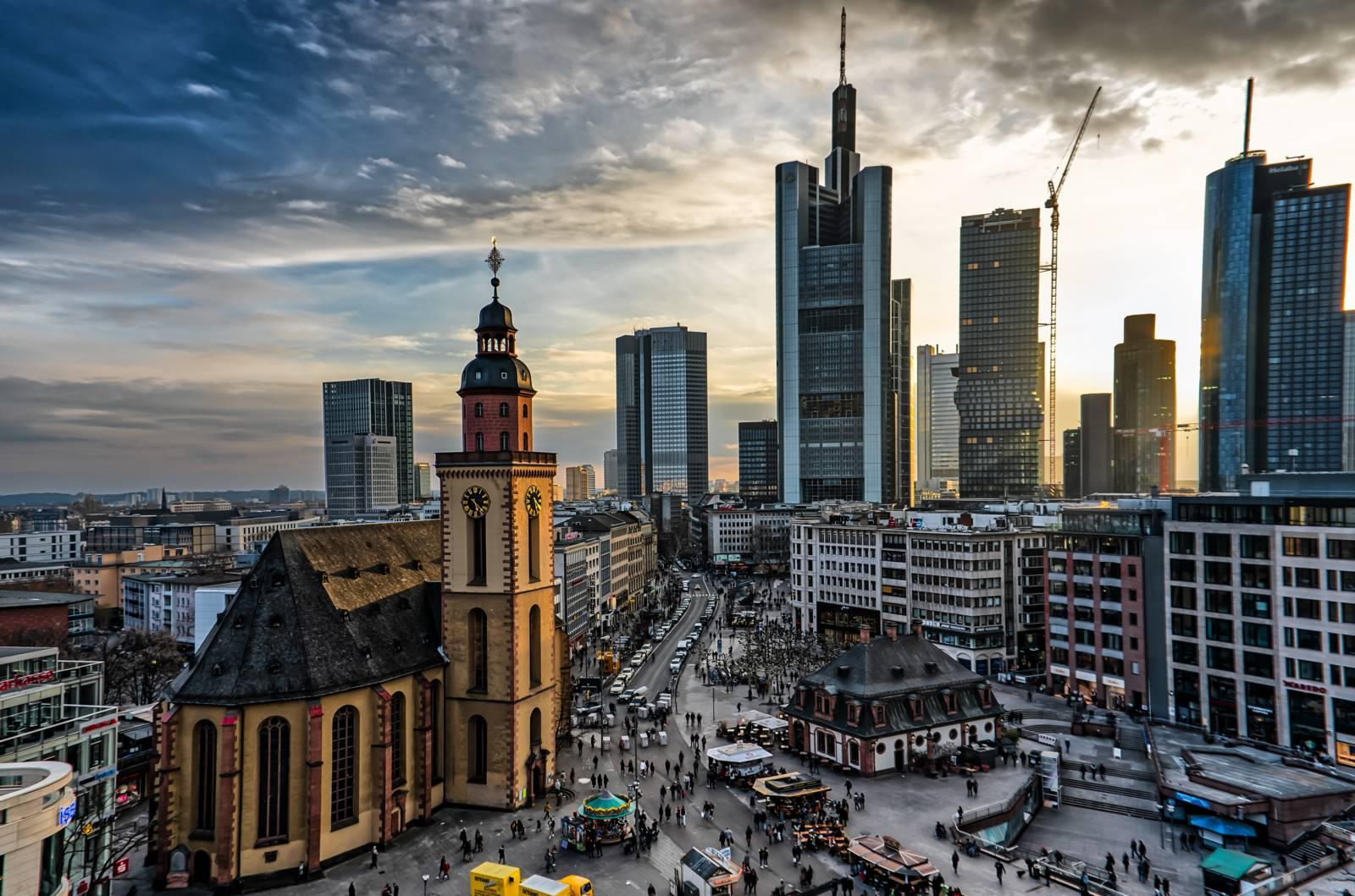 Europejski Bank Centralny nie dla Niemiec