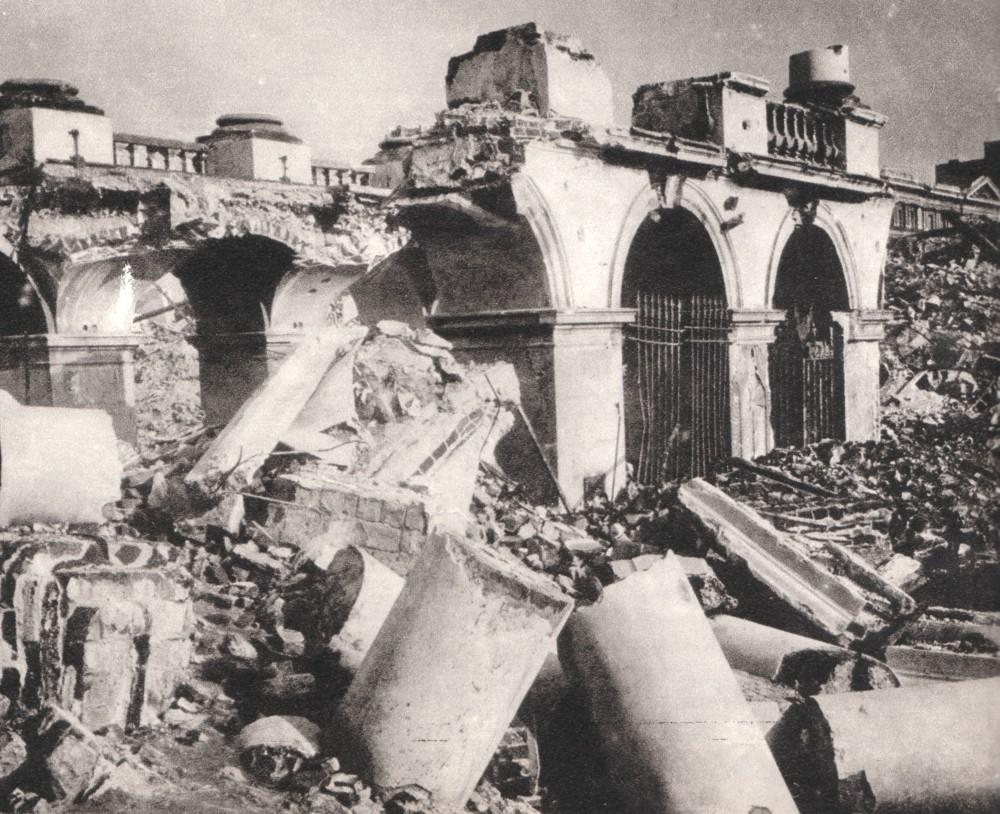 O trzech głównych aspektach reparacji wojennych