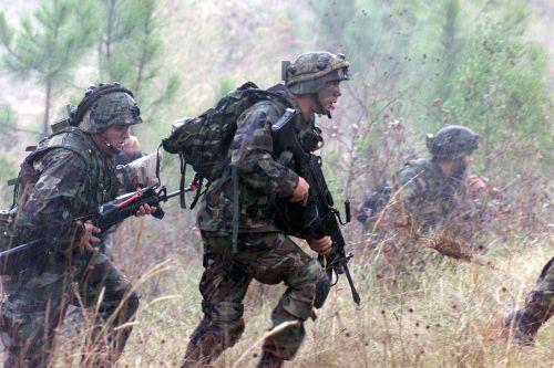 Armia USA niezdolna do prowadzenia konfliktu na dwa fronty