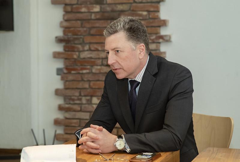 Nie będzie pokoju w Donbasie – twierdzi Kurt Volker
