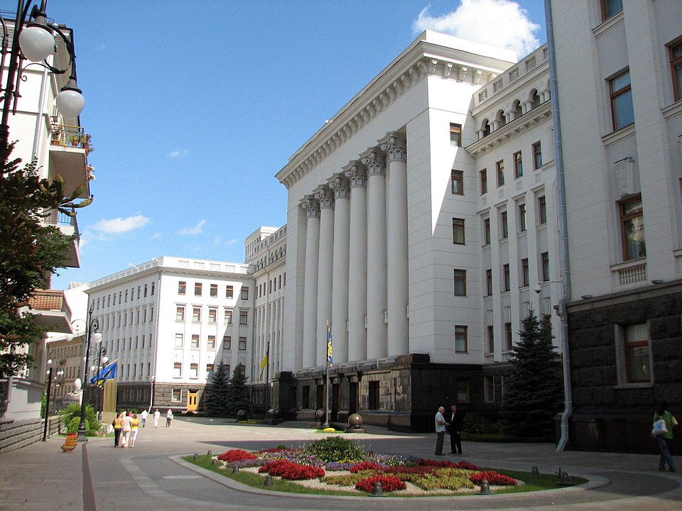 Zmiany na politycznym Olimpie Ukrainy